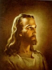 Jesus - Warner Sallman 1